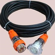 3 Phase 5 Pin  Heavy Duty  Extension Leads