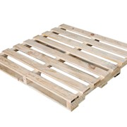 Wooden Pallets - 4 Way Entry