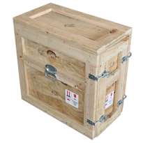 Wooden Freight Boxes - Specialty Cases, Crates & Packaging