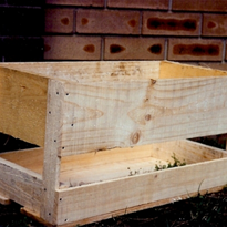 Wooden Boxes - Fruit Crates