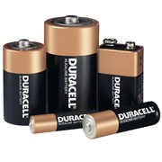 Batteries, Rechargeable Batteries & Chargers