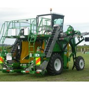 Drive system for Nairn's grape harvester