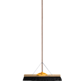 Janitorial Brooms, Brushes & Brush Sets