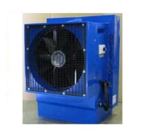 Portable coolers for warehouses
