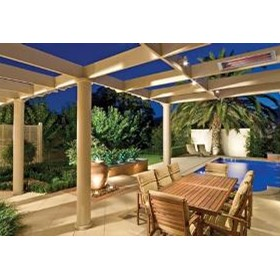 Radiant Outdoor Heaters | Heatstrip Max