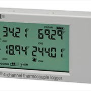 HOBO 4-Channel Thermocouple Data Logger - UX120-014M