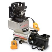 Electric Hydraulic Pumps | Durapac SPE Series