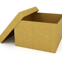 Cardboard Boxes - Half Slotted Carton