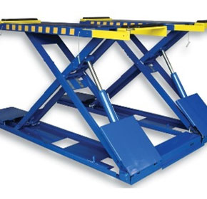 3 Tonne Scissor Lift with Extention Plate | SL556S