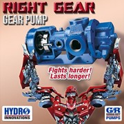 High Temperature Gear Transfer Pump