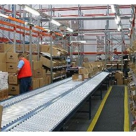 Conveyor Systems for Order Fulfillment
