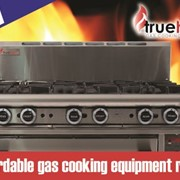 Gas Cooking Equipment Range | Economical New Trueheat
