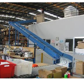 Gravity Roller Conveyors & Benches | Adept