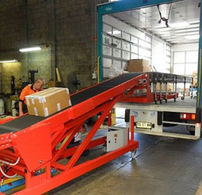 Mobile Belt Booster Conveyors | Adept