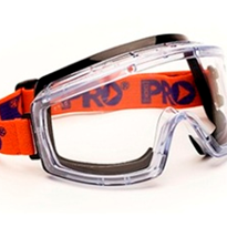 Clear Safety Goggles | 3700 Series