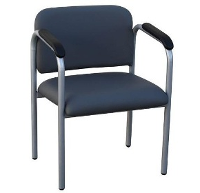 Treacle Heavy Duty Chair with Arms | TREA-01