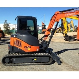 New 2013 Hitachi Excavator | ZX52U