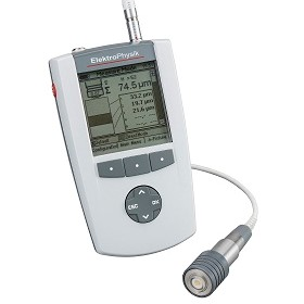 New Ultrasonic Coating Thickness Gauge | QuintSonic 7