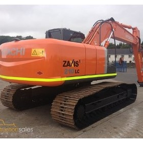 Used 2012 Hitachi Excavator | ZX210-3