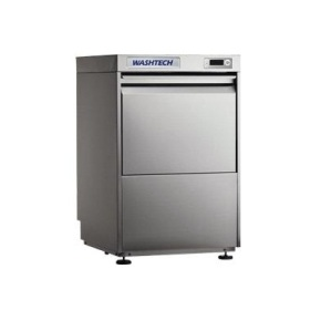 Premium Undercounter Dishwasher with 450mm Rack | Washtech GL