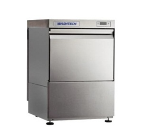 Professional Undercounter Dishwasher with 500mm Rack | Washtech UD
