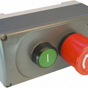 Pushbutton | Station, Dual Button, Emergency, Stop/Start, IP65