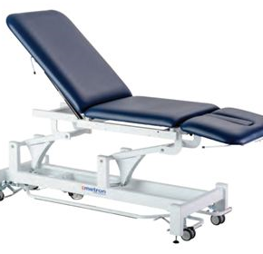 3-Section Treatment Table | Metron Elite Aster