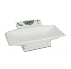 Collapsible Digital Baby Scale | Detecto DET8440