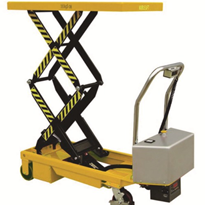 Foot Operated Hydraulic Lift Trolley | 350Kg