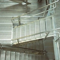 Perforated Metal Flooring | Safe T Perf™