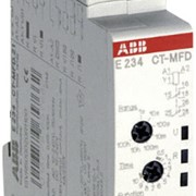 Timer Relay | DIN Rail, 17.5mm, Multifunction, 0.05 sec to 100 hr