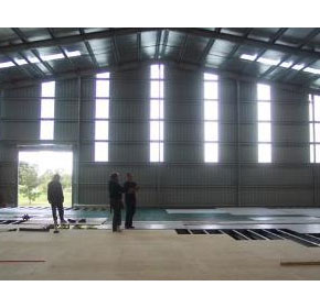 Commercial Steel Flooring Systems | Allcover Mezzanine Floors