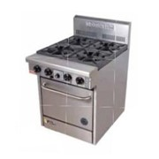 4-6 Burner Gas Cooker | PF-4-20