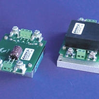 High Power Density DC/DC Converters: HAE Series