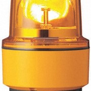 Beacon | Rotating, LED, Surface Mounting,130mm Diameter, 24V, Amber