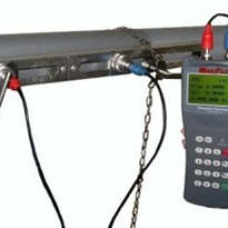 Portable Transit Time Ultrasonic Flow Meter for Liquids | TDS-100H