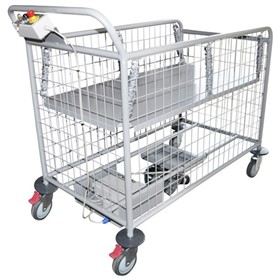 E-Drive Motorised Multipurpose Trolley