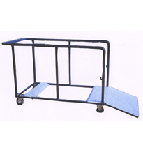 Table Trolley with Ramp | R.J. Cox Engineering