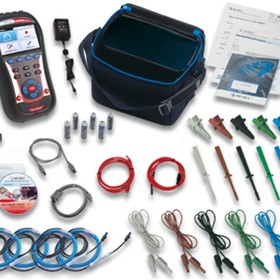 Power Quality Analyser Power Master | MI 2892