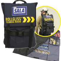 DBI-SALA Rollgliss® Technical Rescue Gear Pack
