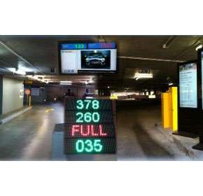 Parking Sign | LED/LCD Dynamic Parking Space Display