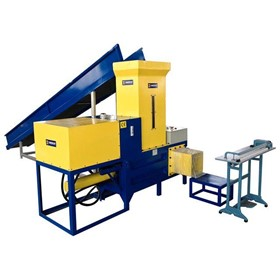 UK Wood Shaving Bagging Machines HBA-B60