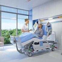 Active Medical | Acute Care Beds | Eleganza 5 ICU BED