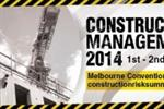 The Construction Risk Management Summit 2014