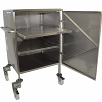 CSD Case Cart - SP398.3 | Case & Procedure Carts