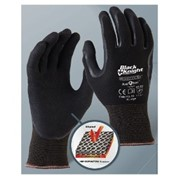 Nitrile Coated Gloves | Gripmaster® Black Knight