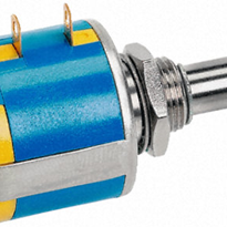 Precision Wirewound Potentiometer