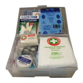 First Aid Car Kit | K111P