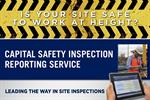 Site Inspection Reporting Service | Capital Safety