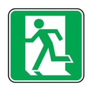 Emergency Exit Sign | NF 015